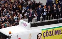 FİGEN YÜKSEKDAĞ - Selahattin Demirtaş'ın Mersin'deki İlk Duruşması Yapıldı