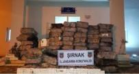 Şırnak'ta 329 Bin Paket Kaçak Sigara Ele Geçirildi