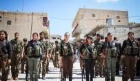 TKÜUGD, PKK/YPJ Militanlarının Doğu Halep'e Yerleştiğini İddia Etti