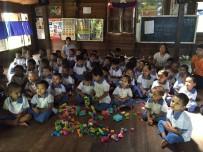 TAHTA KÖPRÜ - Uluslararası Hiçbir Kuruluşun Giremediği Myanmar'a TİKA'dan Destek