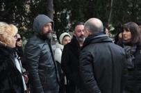 HALİT ERGENÇ - Ünlü Yönetmen Ferzan Özpetek'in Annesi Son Yolculuğuna Uğurlandı