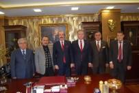 DAVUT GÜL - Vali Gül'den, Başkan Demirgil'e Ziyaret