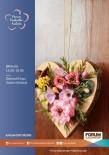 EĞLENCE MERKEZİ - Yeni Yıl Süsleri Kapıları Güzelleştirecek