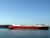 PANAMA - İstanbul'da yük gemisi karaya oturdu
