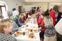 Yerli Malı Haftası İçin Hazırladıkları Yiyecekleri İhtiyaç Sahipleri İle Paylaştılar