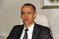 YÜKSEL MUTLU - Akdeniz Belediyesi'nde Kayyum Göreve Başladı