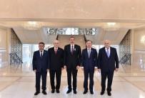 ARTUR RASIZADE - Aliyev, TBMM Başkanı Kahraman'ı Kabul Etti