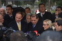 ALİ SAMİ YEN - Arnavutluk Cumhurbaşkanı'ndan Anlamlı Ziyaret