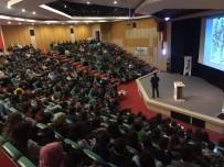 MEHMET CAN - Aydın'da 'Adım Adım Profesyonelleşme' Konferansı Düzenlendi