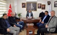 KAVAKLı - Aydın'da Kurumların Spor Alanındaki Ortak Çalışmaları Genişletiliyor