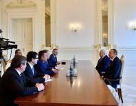 ARTUR RASIZADE - Azerbaycan Cumhurbaşkanı Aliyev, TBMM Başkanı Kahraman'ı Kabul Etti