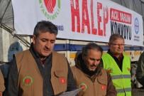 Bartın'dan Halep'e 1 TIR Dolusu Yardım