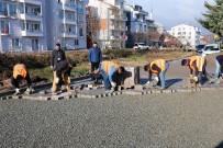 YOL ÇALIŞMASI - Başiskele Belediyesi, Cadde Ve Sokakları Tek Tek Yeniliyor