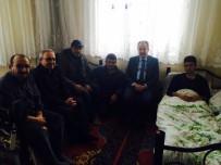 SÖZLEŞMELİ ER - Başkan Akkaya'dan El-Bab Gazisine Ziyaret