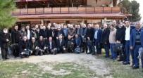 TOPLU KONUT - Başkan Çerçi Çalışmalarını Muhtarlara Anlattı