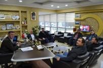 VEZIRHAN - Başkan Duymuş'a Ziyaretler Devam Ediyor