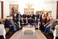 EMLAK VERGİSİ - Başkan Uğurlu Açıklaması 'Kocaoğlu İle İlişkimiz AB Gibi'