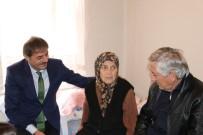 YUSUF ALEMDAR - Başkan Yusuf Alemdar'dan Bahçelievler Mahallesine Ziyaret