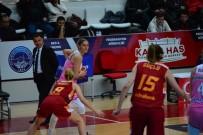 GIRNE - Bellona AGÜ Spor, Galatasaray'a Şans Tanımadı
