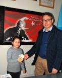 MEHMET TURAN - Bileklik Sattı, Gelirini Halep'e Bağışladı