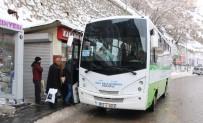 Bitlis'te Şehir İçi Otobüs Seferlerinde Düzenleme