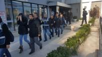 MERINOS - Bursa'da Fuhuş Operasyonunda 17 Kişi Gözaltına Alındı