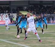 MERT GÜNOK - Bursaspor 9 Kişi Tamamladığı Maçı Kaybetti