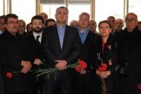 TAŞDELEN - Çankaya Belediye Başkanı Alper Taşdelen, Rusya Büyükelçiliğine Taziye Ziyaretinde Bulundu