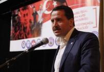 Çorum'da '15 Temmuz Darbe Ve İşgal Kalkışmasına Karşı Sivil Toplum Duruşu' Konferansı