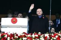 KULÜPLER BIRLIĞI VAKFı - Cumhurbaşkanı Erdoğan Açıklaması 'Biz Tek Milletiz'