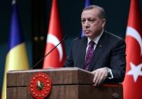 KULÜPLER BIRLIĞI VAKFı - Cumhurbaşkanı Erdoğan'dan 'Tek Millet' Vurgusu