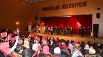 ÇANAKKALE SAVAŞı - Demokrasi Şehitlerine Yazılan Mektuplar, Pursaklar'da Ödüllendirildi
