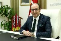 HıZLı TREN - Dündar Ünlü'den 1/25.000'Lik Nazım İmar Planı Açıklaması