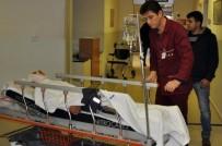 İSMAIL KAYA - Elektrik Akımına Kapılan İşçi Ağır Yaralandı