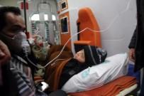 RECEP ŞAHIN - Erzurum'da 6 Kişi Karbonmonoksit Gazından Zehirlendi