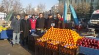 PAZARCI ESNAFI - Eskişehir'de Kapalı Pazar Yeri Konusunda Çok Geride Kaldı