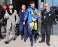 ERTUĞRUL TAŞKıRAN - Fenerbahçe İzmir'de