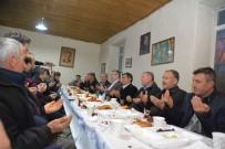 ALI ÖZKAN - 'Halil İbrahim Sofrası' İkizce Mahallesi'nde Kuruldu