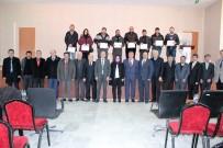 KOCABAŞ - İhsaniye'de 24 Kursiyer Girişimcilik Sertifikası Aldı