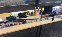 KAÇıŞ - Jandarma Hırsızlık Şebekesini Çökertti