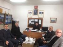 İSMAİL FİLİZ - Karaağaç'ta Halef Selef Müdürler Bir Araya Geldi
