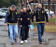 TOPLU TAŞIMA ARACI - 'Keleşli Engelli' Bu Kez Toplu Taşıma Aracına Sıktı