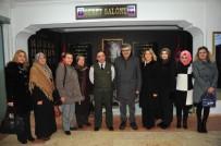 Kent Konseyinden Çevik Kuvvet İle İl Jandarma Komutanlığına Ziyaret