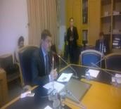 BOMBA İHBARI - Komisyon BİST Yönetim Kurulu Başkanını Dinledi