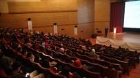 OBEZİTE - Lise Öğrencilerine Zararlı Alışkanlıklar Konulu Seminer Verildi