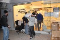 NAZMI GÜNLÜ - Manavgat'tan Halep'e Yardım Eli