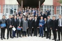 MUSTAFA YAMAN - Mardin'de 103 Bekçi Göreve Başladı