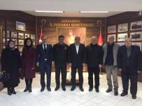 YARALI ASKERLER - MHP'den Jandarmaya Taziye Ziyareti