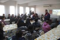 Milas'ta Özel Bireylere Jandarmadan Trafik Eğitimi