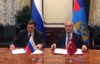 FREKANS - Mütabakat Zaptı İmzalandı Açıklaması Rusya'ya Yeni Uçuş Noktaları...